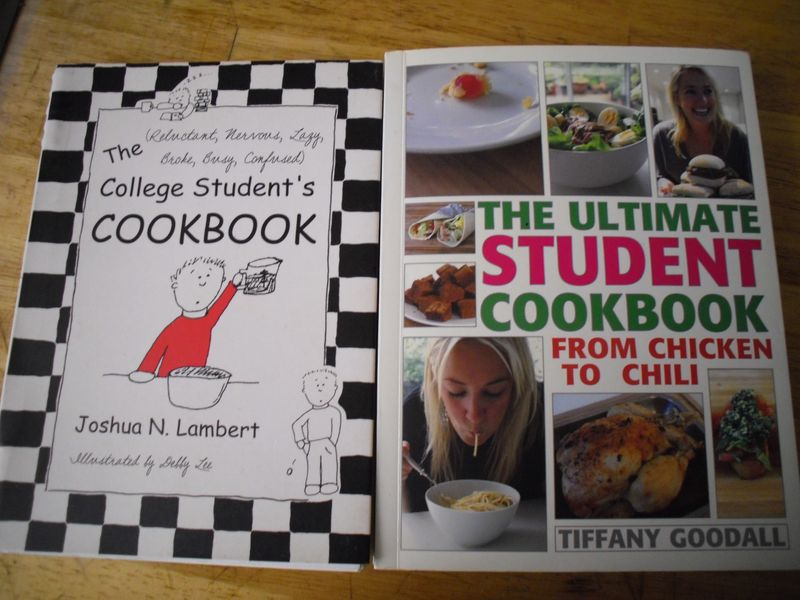Student Cookbooks
